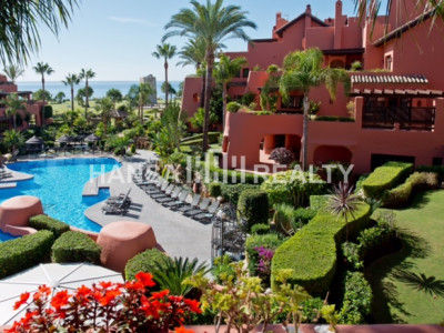LUXURY DUPLEX APARTMENT TORRE BERMEJA, ESTEPONA