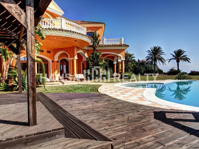LUXURY VILLA PANORAMIC VIEWS BENALMADENA