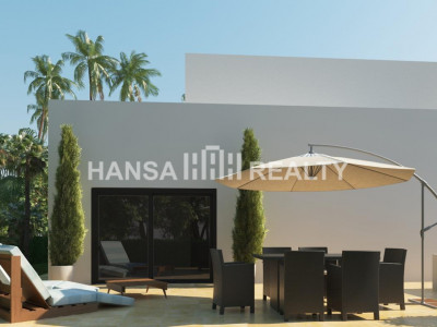 HIGH QUALITY VILLA UNDER CONSTRUCTION GUADALMINA MARBELLA