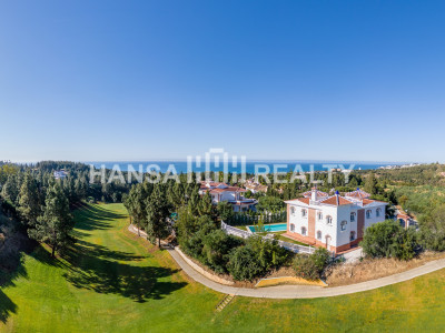 SPECTACULAR DETACHED VILLA EL CHAPARRAL MIJAS COSTA