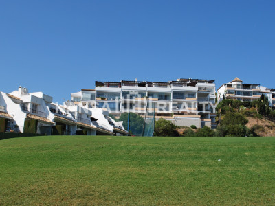Appartement with fantastic sea view - Apartment for rent in Miraflores, Mijas Costa