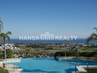 EXQUISITE SEA VIEWS APARTMENTS READY TO MOVE IN ESTEPONA