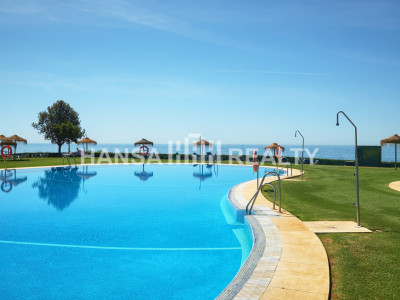 FRONT LINE BEACH APARTMENT CABOPINO
