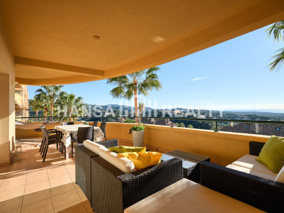 SOUTH FACING APARTMENT ELVIRIA HILLS MARBELLA EAST