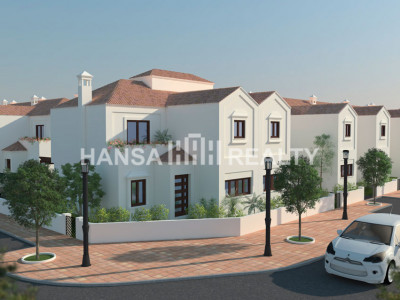 NEW ANDALUSIAN STYLE TOWNHOUSES LA CALA