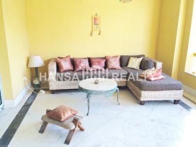 CHARMING THREE BEDROOM PORT OF SOTOGRANDE - Ground Floor Apartment for rent in Ribera del Corvo, Sotogrande