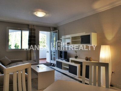 NICELY DECORATED APARTMENT NAGUELES MARBELLA - Apartment for rent in Los Pinos de Nagüeles, Marbella Golden Mile