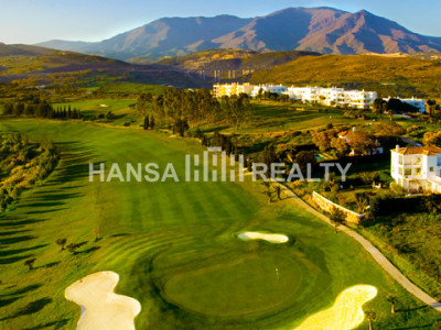 PLOT ESTEPONA GOLF