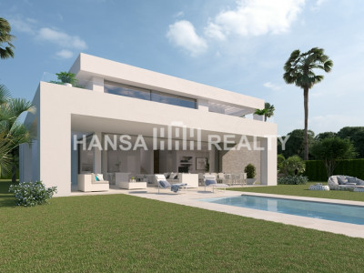 NEW CONTEMPORARY VILLAS LA CALA MIJAS COSTA