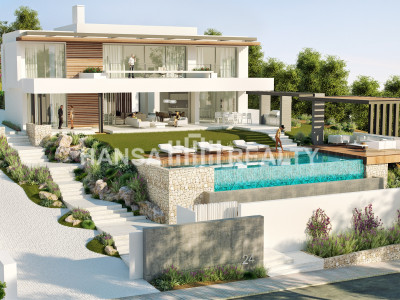 CONTEMPORARY VILLA  BENAHAVIS
