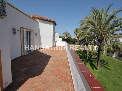 VILLA PUERTO BANÚS MARBELLA - Villa for rent in Nueva Andalucia