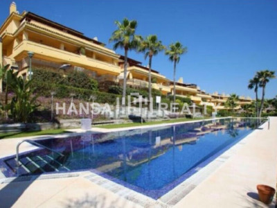 LUXURIOUS 2 BED APARTMENT SEA VIEWS - Ground Floor Apartment for rent in Condado de Sierra Blanca, Marbella Golden Mile