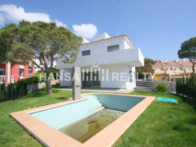VILLA SEA VIEWS CLOSE CALAHONDA BEACH - Villa for rent in Calahonda, Mijas Costa