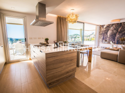 EXCLUSIVE APARTMENTS AMAZING VIEWS BENAHAVIS