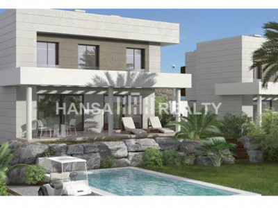 NEW DEVELOPMENT VILLAS MIJAS COSTA