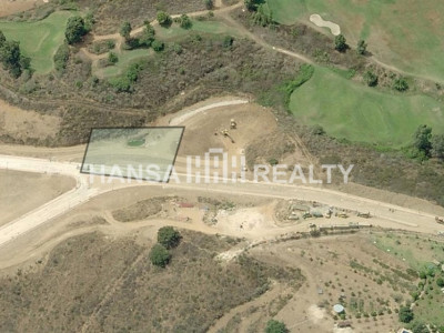 FRONTLINE GOLF RESIDENTIAL PLOT MIJAS