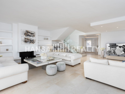 GOLF RIO REAL MARBELLA EAST DUPLEX PENTHOUSE  - Duplex Penthouse for rent in Rio Real, Marbella East
