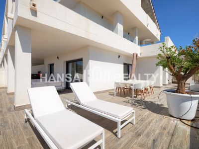 BRAND NEW APARTMENT NEW GOLDEN MILE ESTEPONA