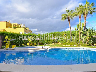 NICE PENTHOUSE IN GUADALMINA GOLF MARBELLA