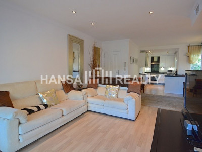 Golf front apartment in Marbella