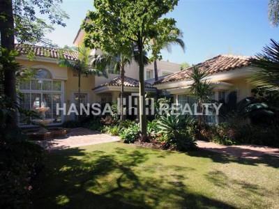 Fabulous Sierra Blanca Villa mit herrlichem Garten