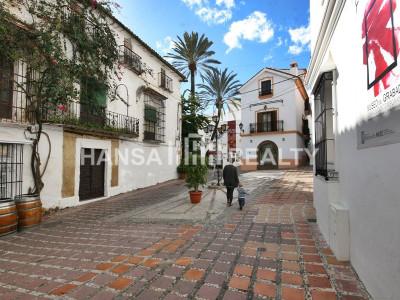 Duplex penthouse in het oude centrum van Marbella