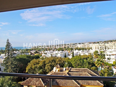 Fantastic Apartment in Marbella with sea views