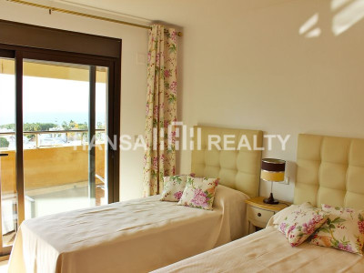 Fantastic Apartment in Marbella with sea views - Apartment for rent in Marbella Centro, Marbella