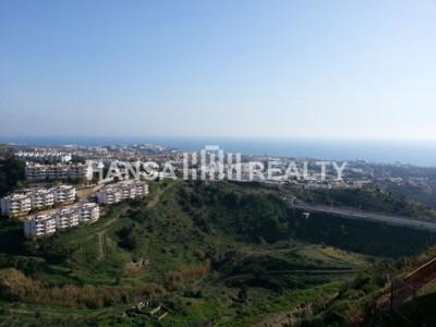 Duplex met uitzicht op zee, Costa del Sol