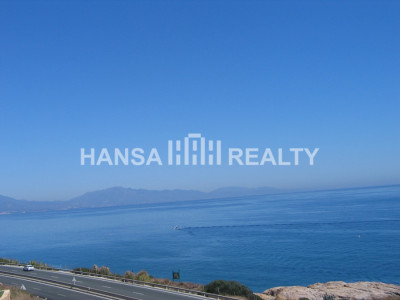 Terrain de 840m2 de placement idéel avec des vue formidables à Punto la Chullera, Manilva Costa