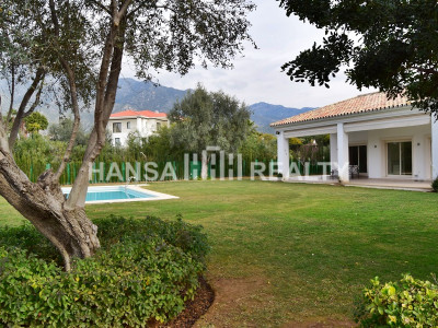 CONTEMPORARY VILLA ALTOS PUENTE ROMANO MARBELLA