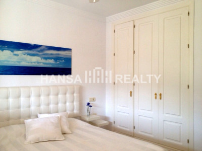 GROUND FLOOR APARTMENT ON THE BEACHSIDE, MARBELLA