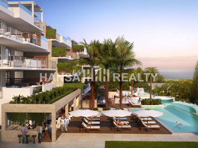 CONTEMPORARY APARTMENTS, PENTHOUSES AND VILLAS