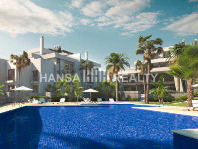 NEW APARTMENTS WITH GREAT VIEWS FOR SALE MARBELLA