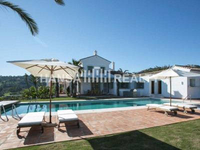 LUXURY VILLA GOLF VALLEY MIJAS