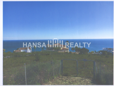 Group of adjacent plots available as one single lot in Punta Paloma, Manilva