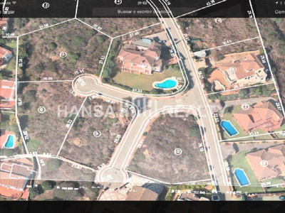 Plot with building permission near to Sotogrande Port