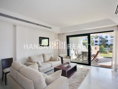 Begane grond appartement in El Polo Sotogrande