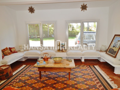 Light and spacious bungalow with extensive grounds Sotogrande - Villa for rent in Sotogrande