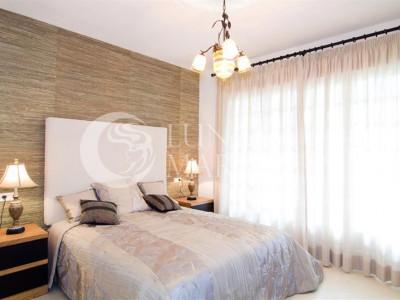 Apartamento Planta Baja en alquiler en Marbella Golden Mile