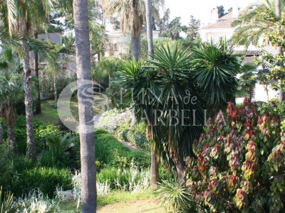 Apartment for rent in Marbella Golden Mile