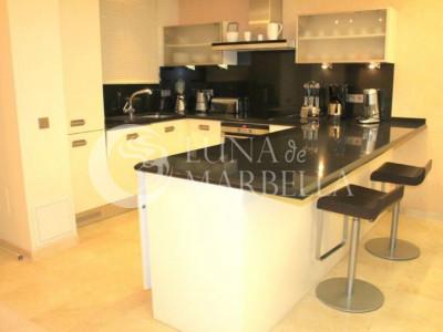 Ground Floor Apartment for rent in Marbella Golden Mile