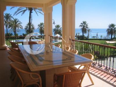 Villa en alquiler en Marbella Golden Mile