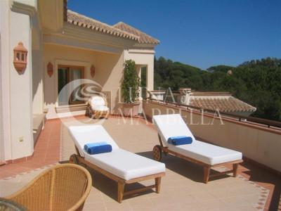 Villa for rent in Marbella Golden Mile