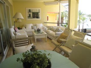 Sotogrande, Bright and spacious apartment in Puerto Sotogrande