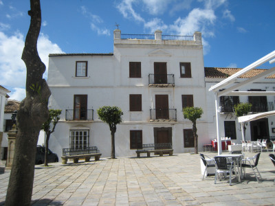 San Roque, Period town house in historic centre of San Roque.