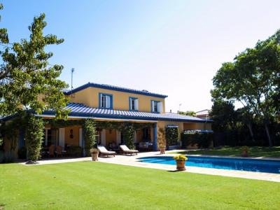 Sotogrande, Villa in Sotogrande Costa.