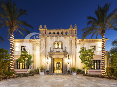 Mansion for sale in La Quinta de Sierra Blanca, Marbella Golden Mile