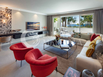 Ground Floor Apartment for sale in Marina de Puente Romano, Marbella Golden Mile