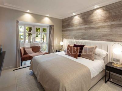 Ground Floor Apartment for sale in Marbella Golden Mile